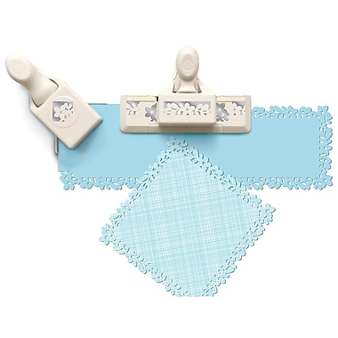 Martha Stewart® Around the Page Punch Combo, Pansy Chain