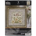 Bucilla® Grow Counted Cross Stitch Kit, 10in. x 10in., 28/Pack