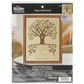 Bucilla® Prayer Of St. Francis Counted Cross Stitch Kit, 10in. x 13in.