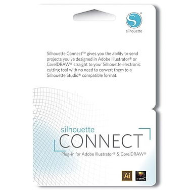 Silhouette® Connect™ Plugin Download Card