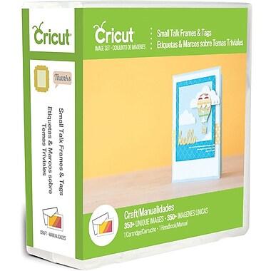 Provo Craft Cricut® Small Talk Frames & Tag Shape Cartridge