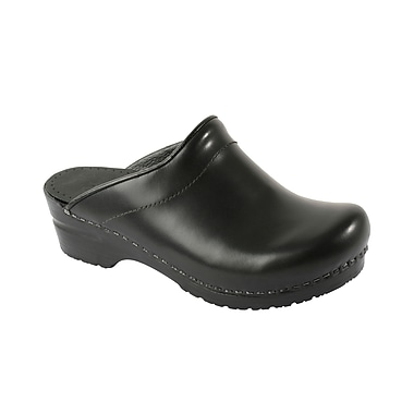 Sanita Footwear Leather Sonja Clog, 10.5 - 11