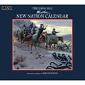LANG® New Nation 2015 Standard Wall Calendar