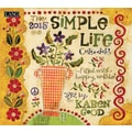 LANG® Simple Life 2015 Standard Wall Calendar