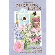 LANG® Marjolein Bastin Natures Journal 2015 Monthly Pocket Planner