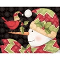 LANG® Boxed Christmas Cards With Envelopes, Cardinal On Nose