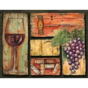 LANG® Boxed Note Cards With Envelopes, Wine Country™