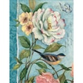 LANG® Boxed Note Cards With Envelopes, Cottage Bird