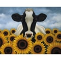 LANG® Boxed Note Cards With Envelopes, Surrounded By Sunflowers