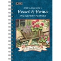 LANG® Heart & Home 2015 Monthly Engagement Planner