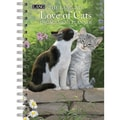 LANG® Love Of Cats 2015 Monthly Engagement Planner