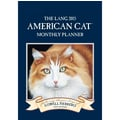 LANG® American Cat 2015 Monthly Planner