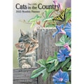 LANG® Cats In The Country 2015 Monthly Planner