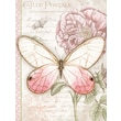LANG® Pink Butterfly Address Book