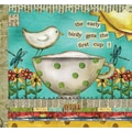 LANG® Recipe Card Album, Color My World