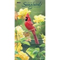 LANG® Songbirds 2015 Vertical Wall Calendar