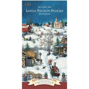 LANG® Linda Nelson Stocks 2015 Vertical Wall Calendar