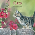 LANG® Avalanche Cats 2015 Standard Square Wall Calendar