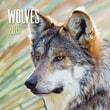 LANG® Avalanche Wolves 2015 Standard Wall Calendar