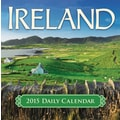 LANG® Avalanche Ireland 2015 Desk Boxed Calendar