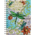 LANG® Avalanche Color My World 2015 Monthly Engagement Planner