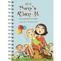 LANG® Avalanche Mom's 2015 Monthly Engagement Planner