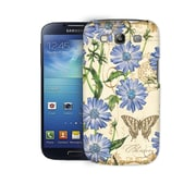 LANG® Tim Coffey Snap On Case For Samsung Galaxy S3, Blue Chicory