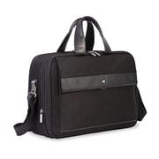 "BMW® Expandable Toploader Laptop Case For 15""- 16"" Laptops, Black"