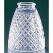 Volume Lighting 4'' Glass Bell Pendant Shade