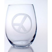 Rolf Glass Peace 21oz Red Wine Tumbler (Set of 4)