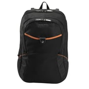 Everki Nylon/Polyester Glide Laptop Backpack 17.3""