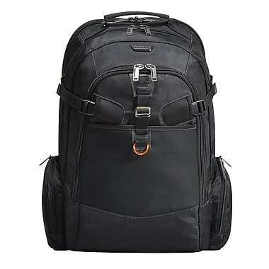 Everki Nylon Titan Checkpoint Friendly Laptop Backpack Fits Up to 18.4