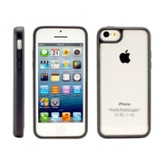 The Joy Factory Case for iPhone 5C Jamboree Soft Bumper with Clear Back CSD206