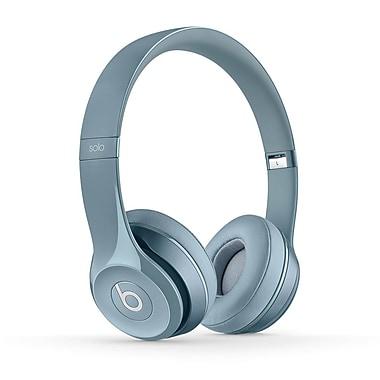 Beats by Dr. Dre Solo 2 On-Ear Headphones, Silver