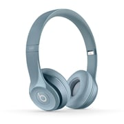 Beats by Dr. Dre Solo 2 On-Ear Headphones, Silver