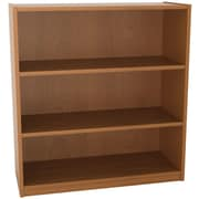 Ameriwood™ Particle Board 3-Shelf Bookcase, Bank Alder