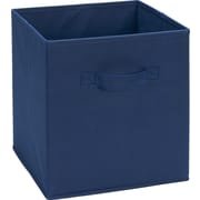 Ameriwood™ Fabric Storage Bin For 6 and 9 Cube Storage Units, Blue
