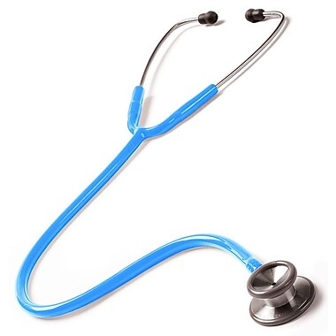 Prestige Medical® Clinical I® Stethoscope, Neon Blue