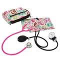 Prestige Medical® Aneroid Sphygmomanometer/Clinical Lite™ Combination Kit, Owls Cream