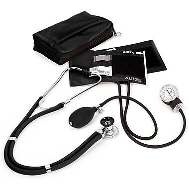 Prestige Medical® Aneroid Sphygmomanometer/Sprague Rappaport Stethoscope Combination Kit