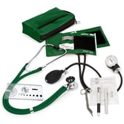 Prestige Medical® Sprague-Rappaport/Aneroid Sphygmomanometer Nurse Kit, Hunter, Adult
