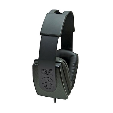 Mizco Over-the-Ear Headphone With Mic (EKU-LUX-BK)