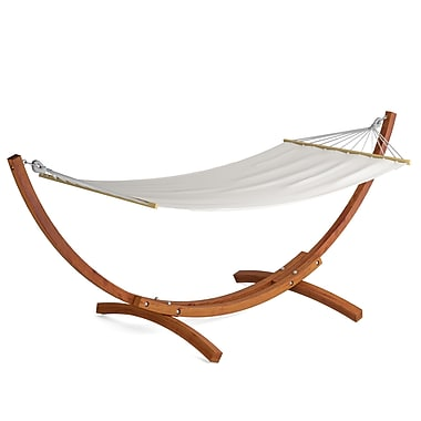Corliving Wood Canyon Larch Patio Hammock