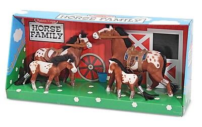 Melissa & Doug Velvet Horse Family 1031763