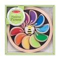 Melissa & Doug Wooden Flapping Flower