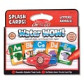 Melissa & Doug Sturdy Alphabet Splash Cards 9in. x 8in.
