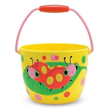 Melissa & Doug Plastic Sunny Patch Mollie and Bollie Pail