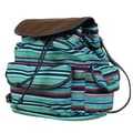 Hadaki Dixie Stripes Market Back Pack