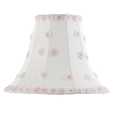 Jubilee Collection 12'' Silk Empire Lamp Shade