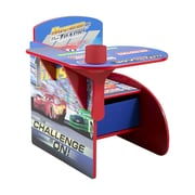 Delta Children Cars Kids Desk Chair w/ Storage Compartment and Cup Holder